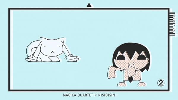 Mahou Shoujo Madoka★Magica Movie 3: Hangyaku no Monogatari - Magica Quartet x Nisioisin