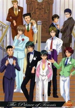 Tennis no Ouji-sama: The Band of Princes Film Kick the Future