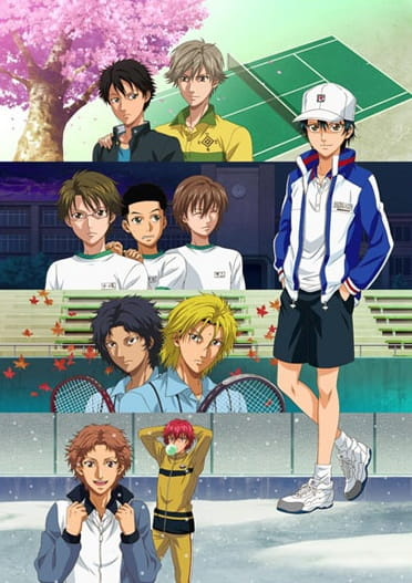 Tennis no Ouji-sama: Another Story II - Ano Toki no Bokura
